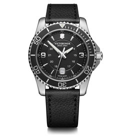 Victorinox Victorinox 241862 Maverick Black Dial 43mm
