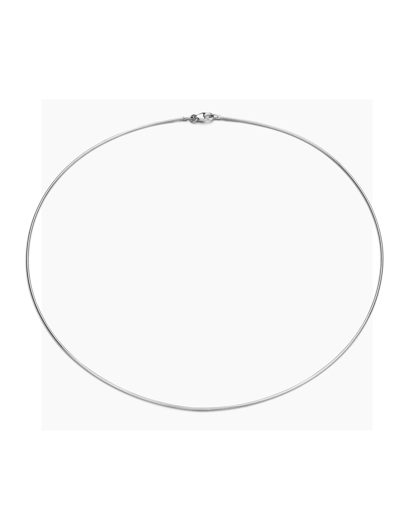 FJF Jewellery Collier FJF Tonda zilver FJF0020142SRH