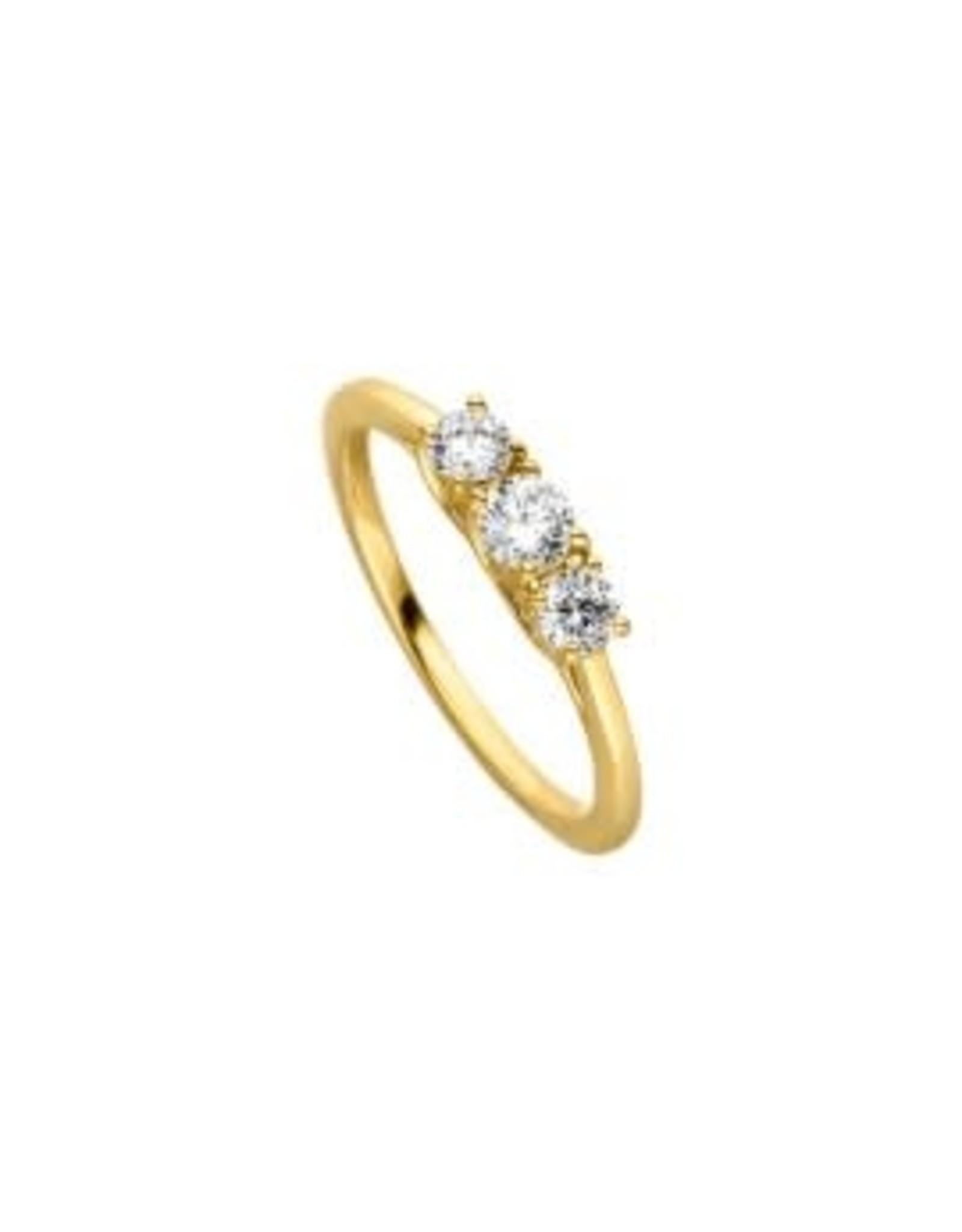 Viventy Ring Viventy Zilver Verguld VI/783411/52