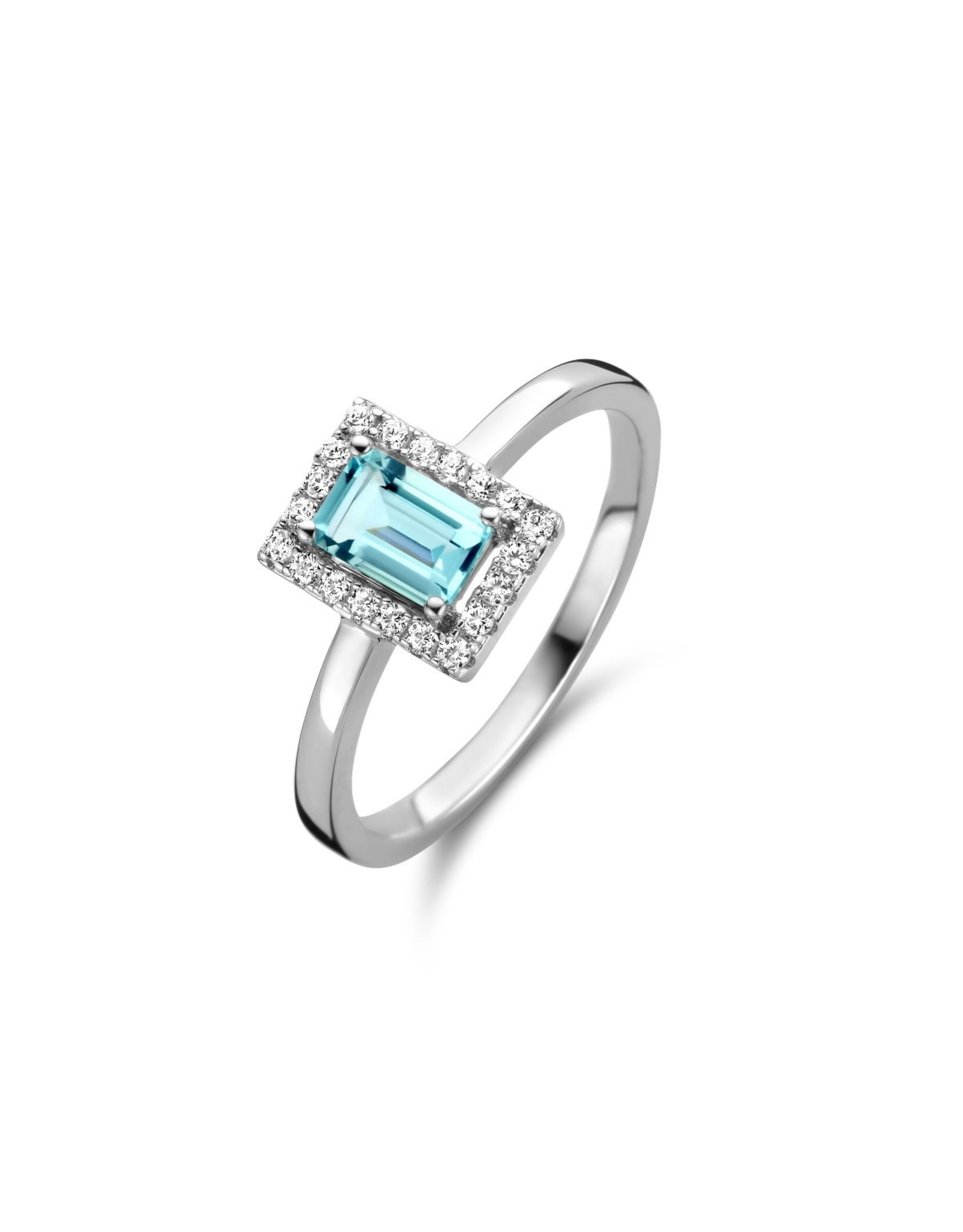 Ring Naiomy Moments B1J01 Zilver
