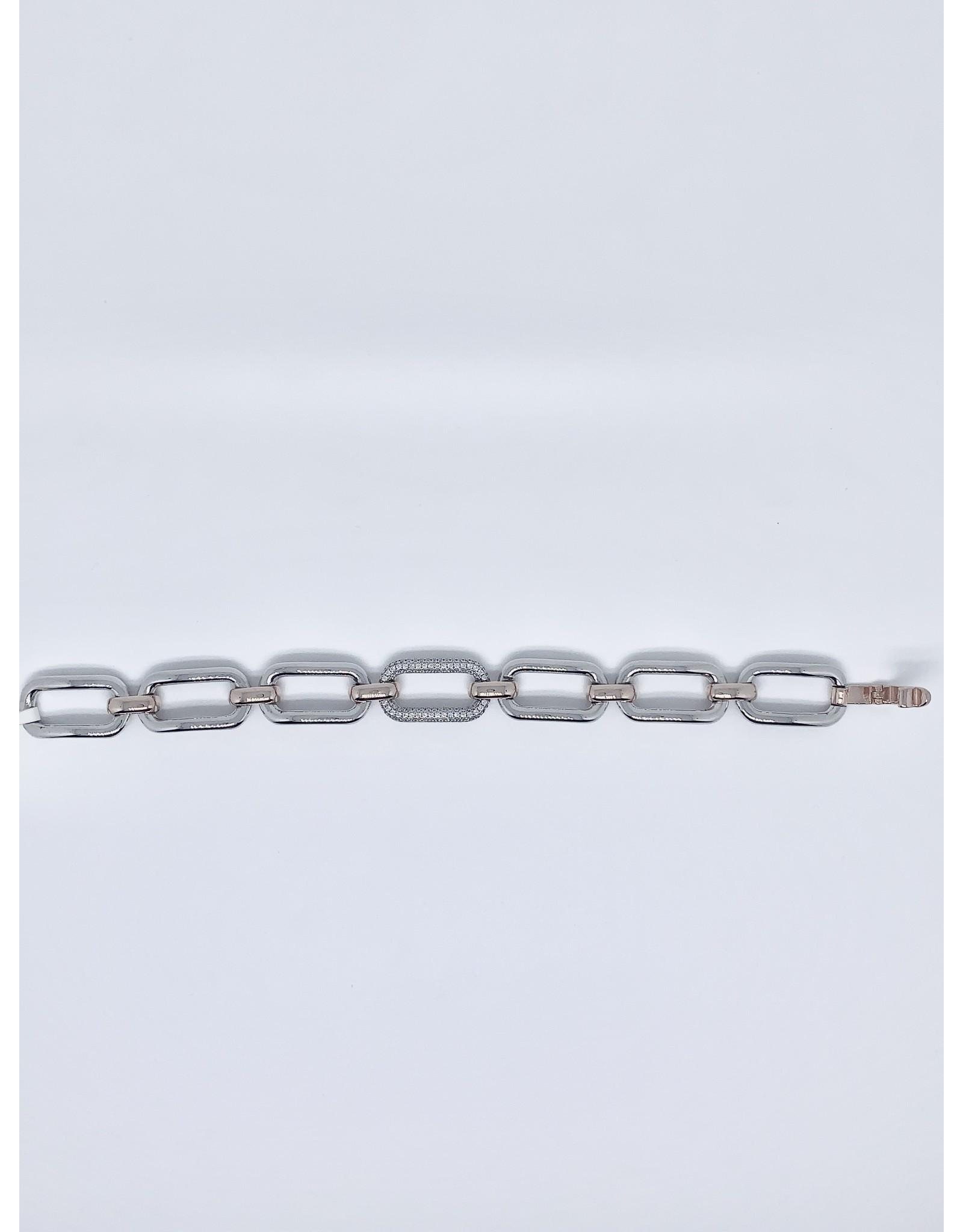 Nona Nona Armband 93687 Zilver