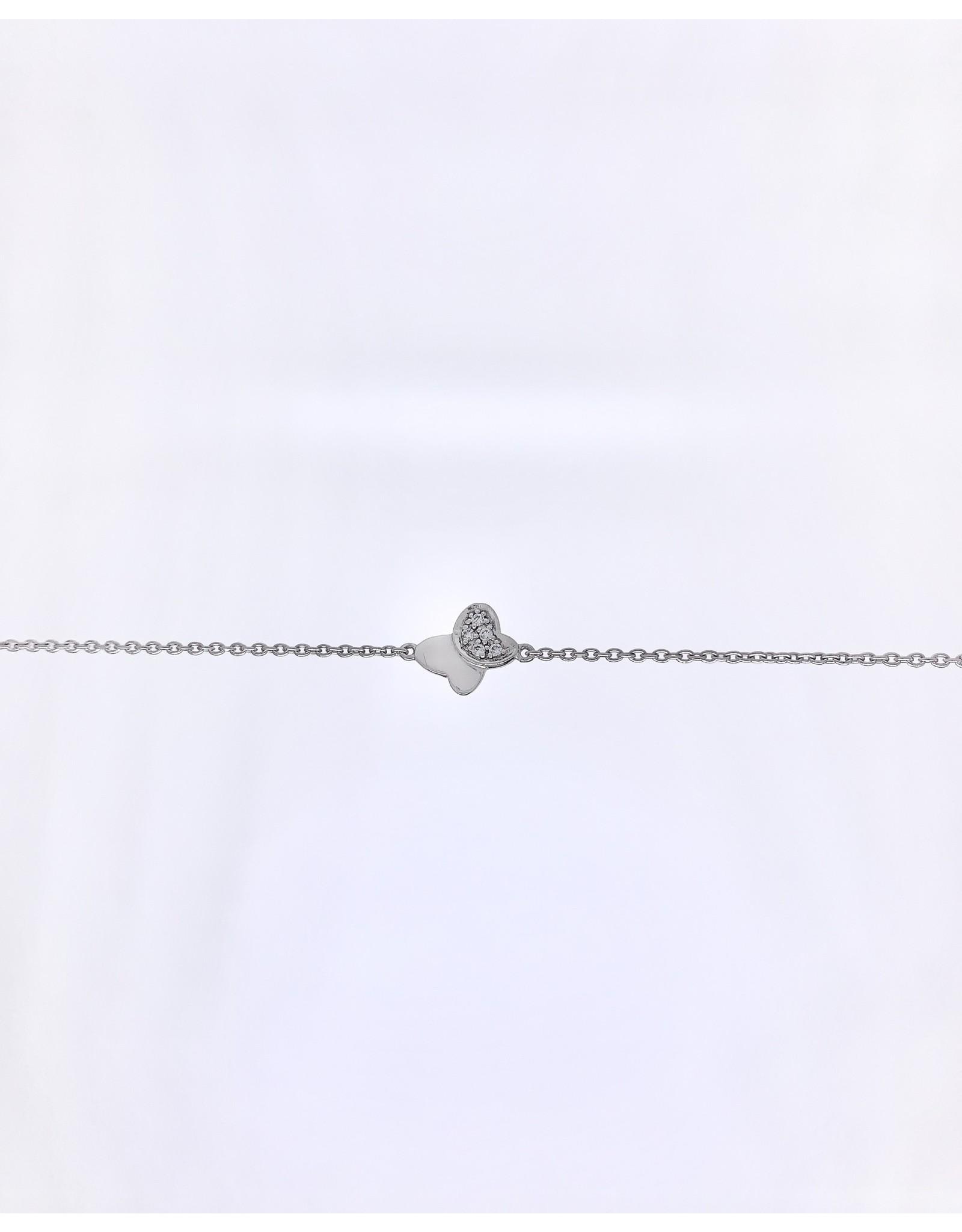 Nona Nona Armband Zilver 92149 Vlinder