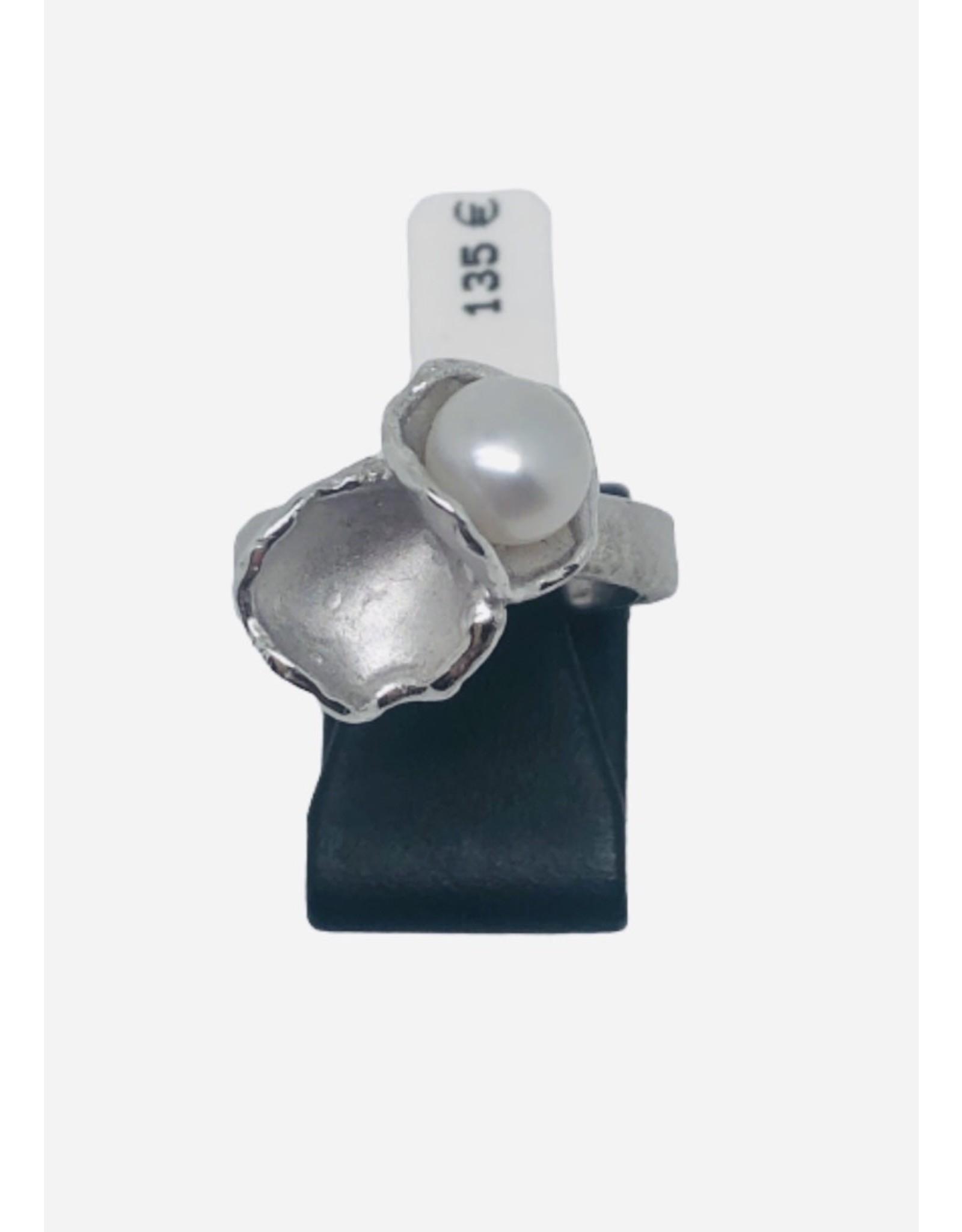 Mathisse by Stevigny Ring Mathisse by Stevigny R13/742-54 Zilver