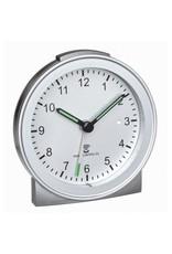 Wekker Zendergestuurd TFA 60.1517.54 Zilver