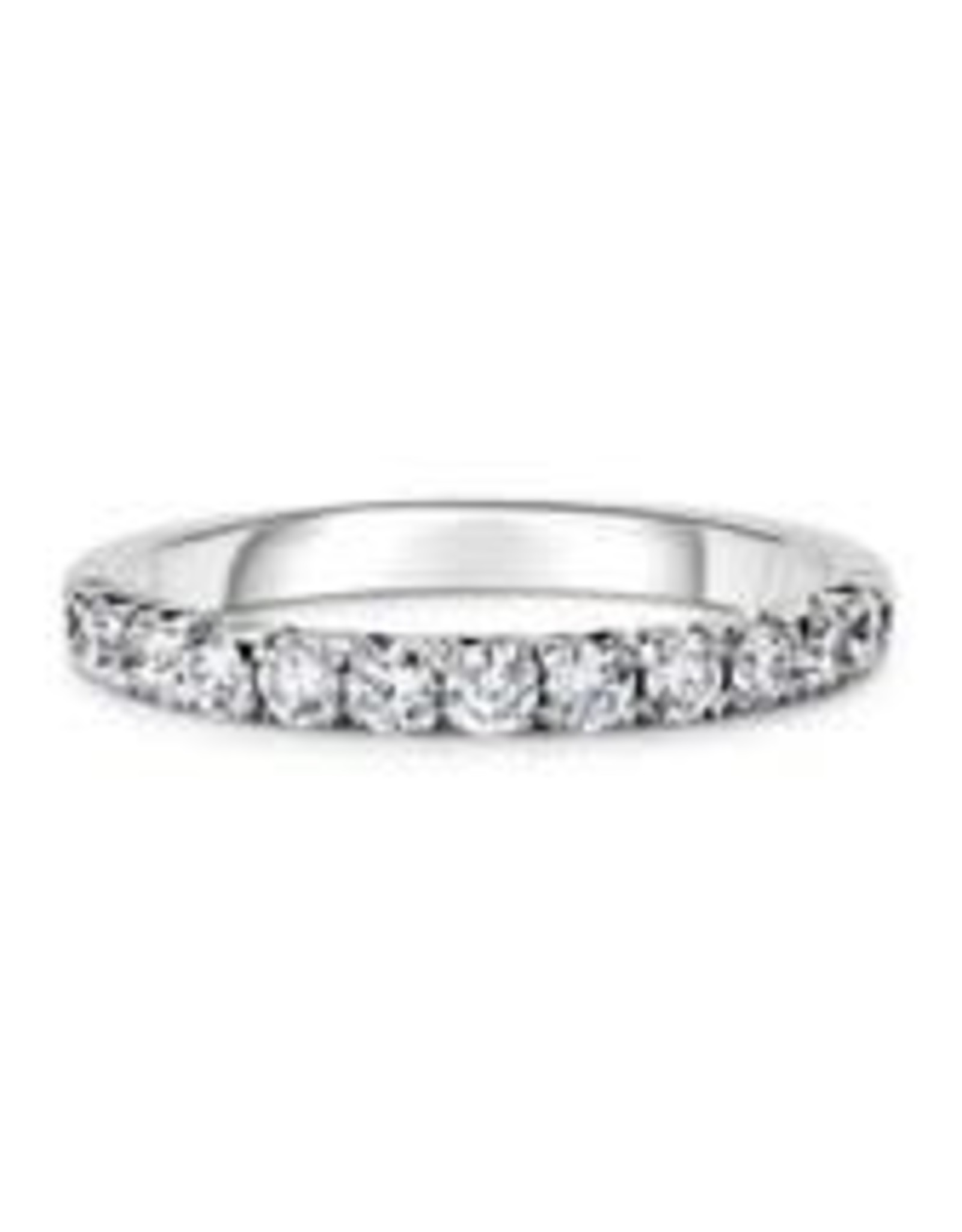 Silver Rose Ring  Silver Rose R3102W-54 Zilver