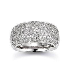 Viventy Ring Zilver Viventy 777051/54