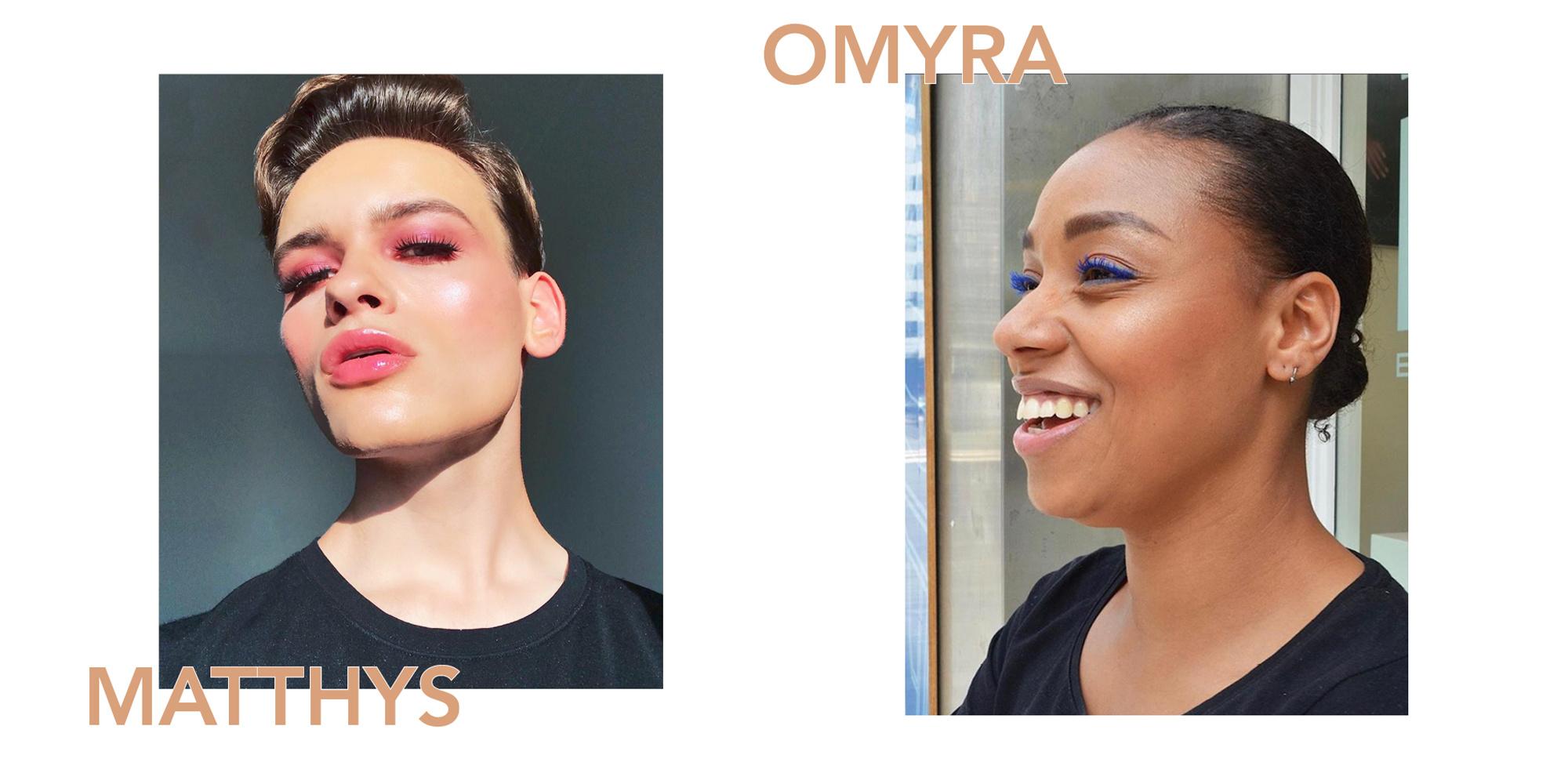 Omyra en Matthys Visagisten BB JO Cosmetics en BeautylooksPlaza Rotterdam interview diversiteit