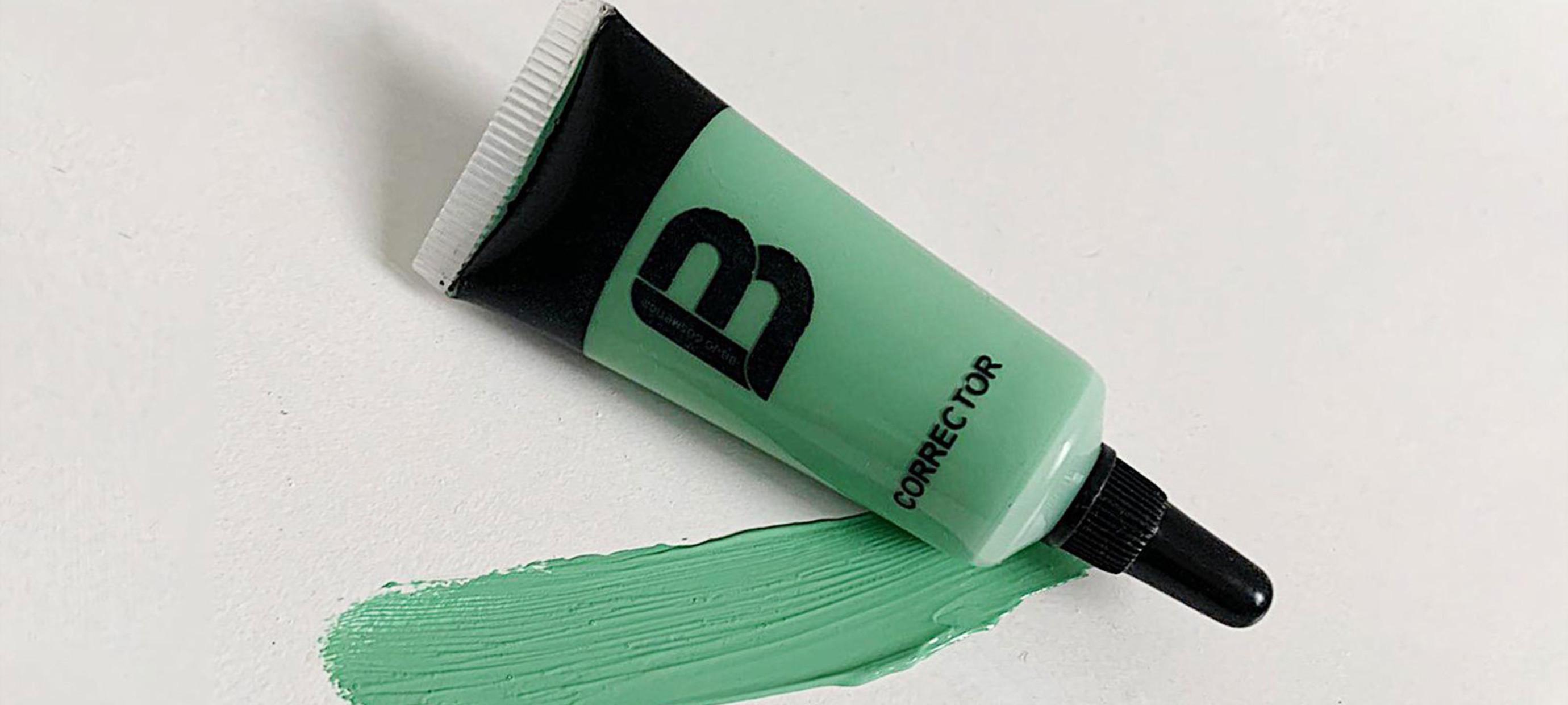 How to: de Corrector Green concealer gebruiken