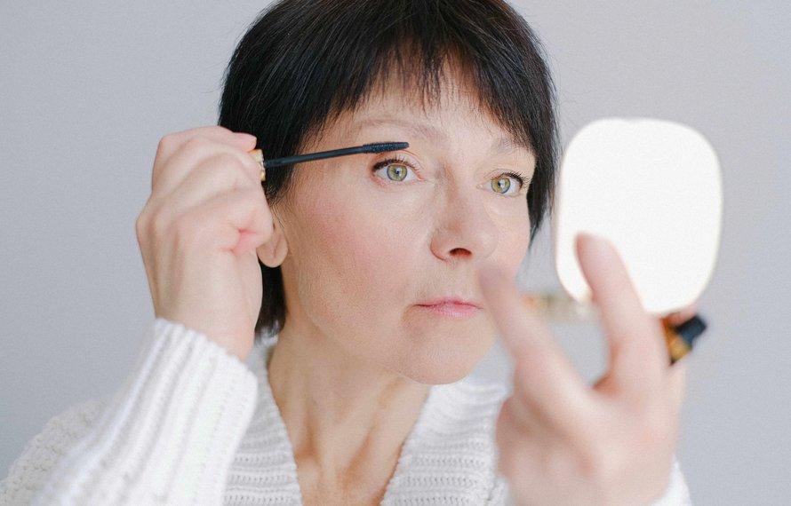 Meest voorkomende make-up fouten op de rijpere huid