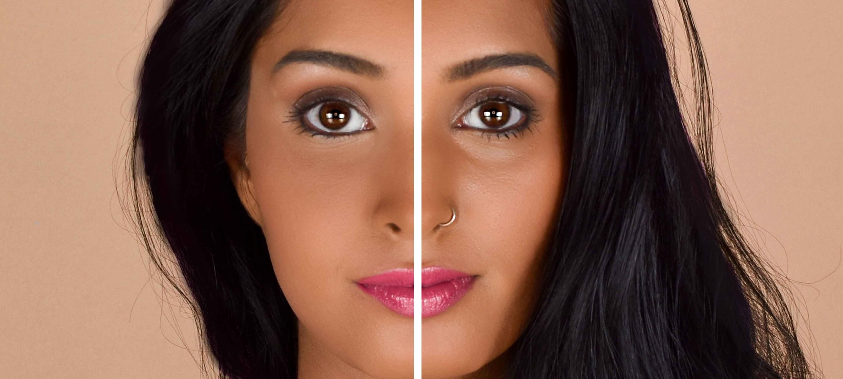 How to apply: De Concealer Palette
