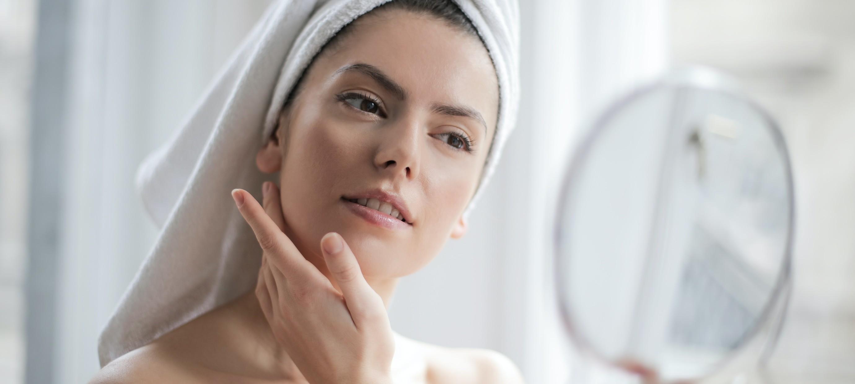 Hoe ga je een vette huid tegen?