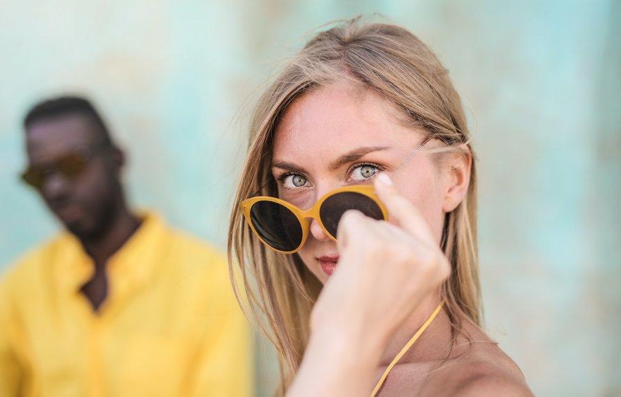 Make-up tips voor hangende oogleden