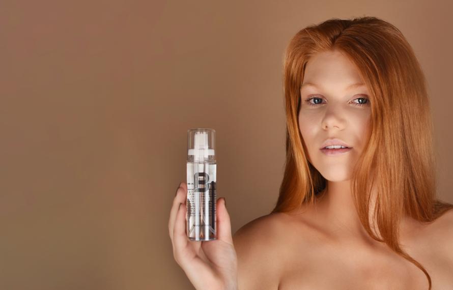 How to use: de Make-up Fixer