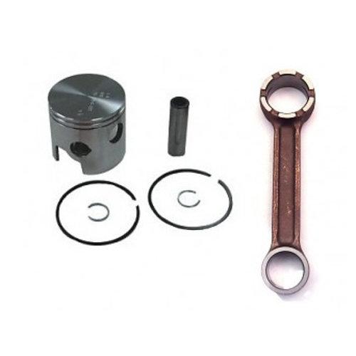 Mercury / Mariner-Kolben, Kolbenringe und Pleuelstangen