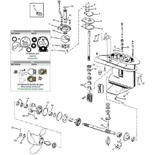 20-35 PS 2-Zyl. Crossflow & 20/30/35 PS 3-Zyl. '96-'01
