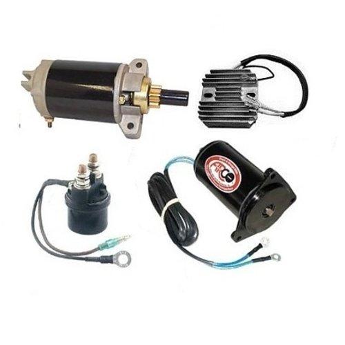 Anlasser / Trimmmotor / Zündspulen / Gleichrichter