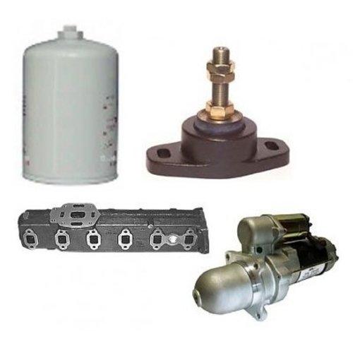 Anlasser / Motorhalterung / Mannigfaltigkeit / Filter