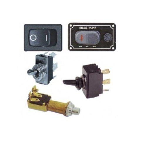 Schalter und Panel Schalter