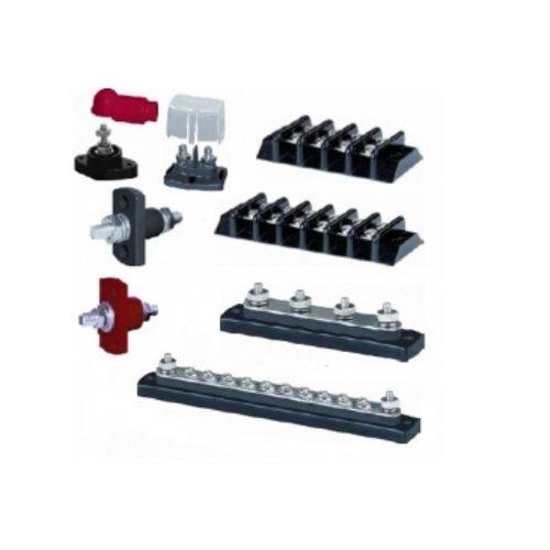 Montageschienen / Steckverbinder / Elektrokabel