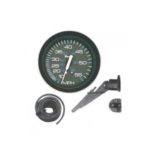 Geschwindigkeitsmesser und Drehzahlmesser