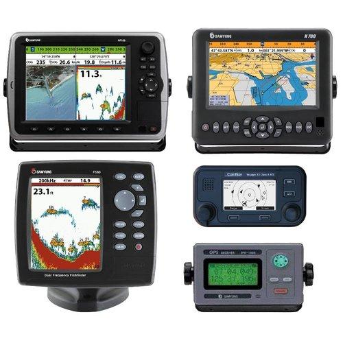 GPS / Fischfinder / Navigation