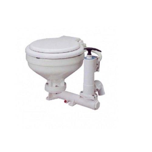 Schiffstoilette und Toilettenpflege