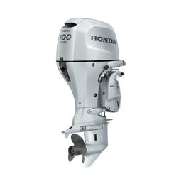 Honda 100 PS 4-Takt