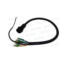 RecMar Yamaha / Parsun Motorkabelbaum Seitensteckverbinder 10 Pins 63D-82590-20 / 6L2-82590-00 (PAF40-05030500EI)