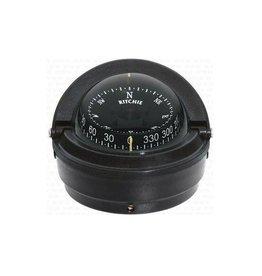 Ritchie Kompass Für Boote Bis Zu 9 Meter, Schwarz / Weiß
