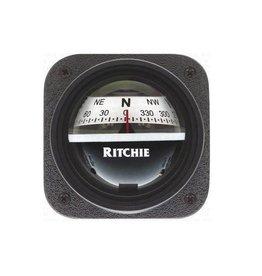 Ritchie Kompass Für Boote Bis Zu 7 Meter, Schwarz (Ritchie V-537W)