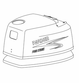 RecMar Parsun Top Cowling (PAF6-06000001)