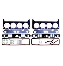 Felpro Mercruiser/Volvo/OMC/General Motors Zylinderkopfdichtungssatz AQ200 (200 PS); AQ211 (210 PS); AQ225 (225 PS); AQ231 (229 PS); BB225 (225PS); BB231 (229 PS); 500 DP (187 PS); 500 DP (190 PS); 501, 501 DP (204 PS); 501, 501 DP (205 PS)