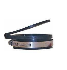 """RecMar Mercruiser auspuffklappe Rückschlagklappe Wasserverschluss. 3"""" ∅76 mm 34765A2,"""