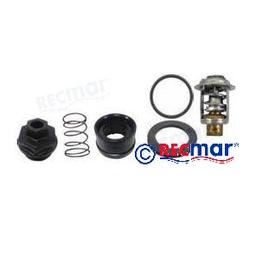 RecMar Johnson Evinrude Thermostatsatz 133º V6 Offshore (13260)