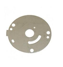 RecMar (15) Wasserpumpenplatte Yamaha 20C/CM - 25 D/DE - C25PS - 30A - C30 PS 689-44323-02, 689-44323-03
