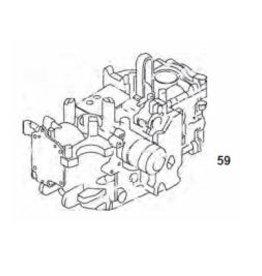 (59) Yamaha Antriebskopf 20-25 FT, F20, F25 (ALL) (1998-08)