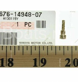 RecMar Yamaha / Mercury / Parsun F25 / F30 Leerlaufdüse 676-14948-07 / 855406