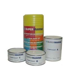 Super Marine Volvo Und Mercruiser Natürliches Polyurethan und Acryl sorgen für den Lack