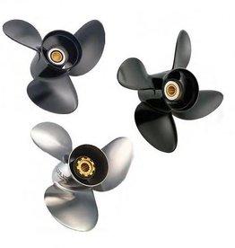 Solas Johnson/Evinrude/OMC 800/Cobra/King Propeller 90 bis 300 PS | 15 Zahnkeilen | 11 bis 23 Pitch