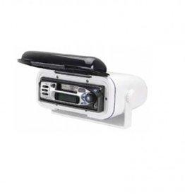 Poly-planar Radio Hintere Getriebeglocke Gehäuse Spritzwassergeschützt (PPWC-400)