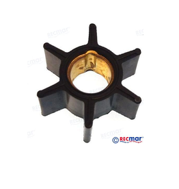 RecMar Mercury Mariner Impeller (0.456 I.D.) 3.9, 4, 4.5, 6, 7.5, 9.8 PS (47-89981)
