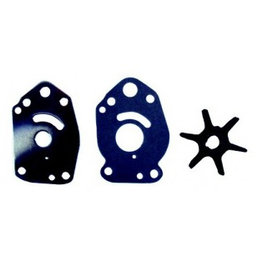RecMar Mercury Wasserpumpe Reparatursatz 6 bis 15 PS 2T + 8 PS bis 15 PS 4-takt (47-42038Q3)