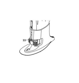 RecMar Parsun F40 Upper Casing (L) (PAF40-02000001L)