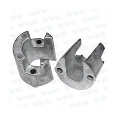 Tecnoseal Yanmar Sterndrive Collar für Trim Anode ZT350 ZT370 (196350-07360)