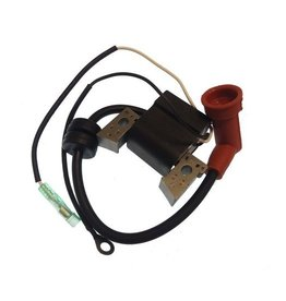 RecMar (8) Yamaha / Parsun Ignition Coil Assy F6A (F5A) 6BX-85571-00 / PAF6-04000400