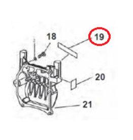RecMar (19) Yamaha Markierung 8 F2.5AMH/MLH/MSH/MHA (ALL) (2003+) (68D-E2138-40)