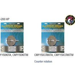 Martyr Yamaha Anodensatz 150-200 PS Magnesium oder Aluminium