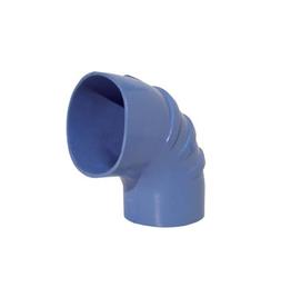 Trident 90º Bogen Auspuff und Wasserleitung (Temperatur bis zu 177°C)