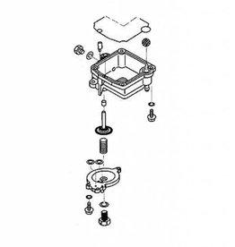 RecMar Yamaha / Parsun Körper, Schwimmerkammer (PAF15-07090400)