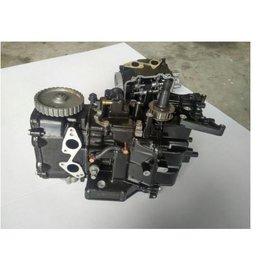 RecMar Yamaha / Mercury / Parsun Power Head Komplett F9.9 (2004-06), F13.5 (2003-06), F15 (2003-07) (66M-W009B-15-1S, 802733A98)